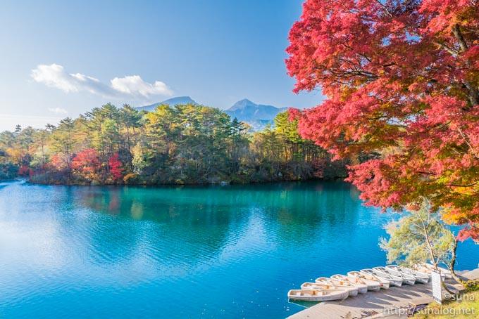 色とりどりの沼と紅葉!秋の五色沼を散策してきた 裏磐梯 ...