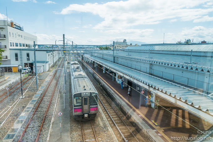 奥羽本線 電車