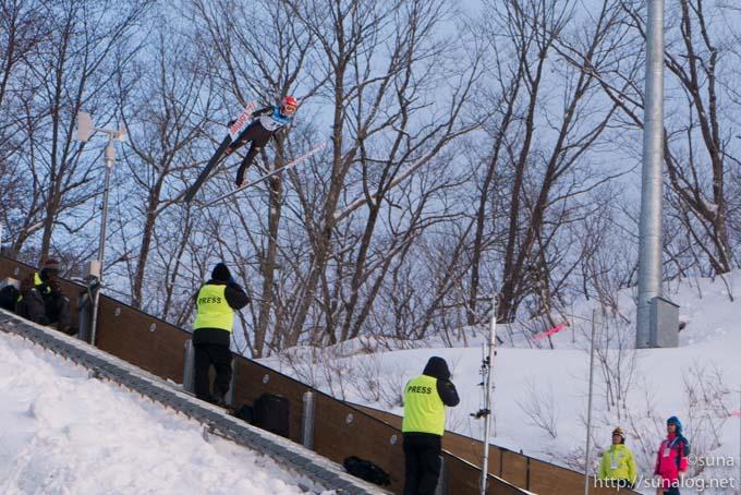スキージャンプ1'