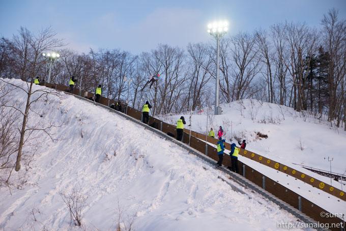 スキージャンプ1
