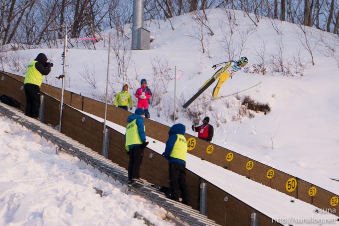 スキージャンプ2