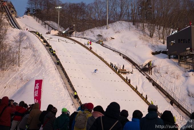 スキージャンプ3